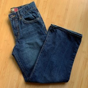 🍭Old Navy Regular straight cut jeans - 8 Slim